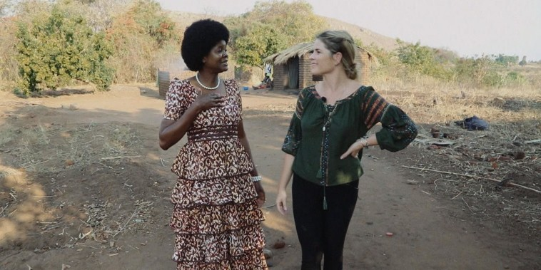 Meet the woman who's inspiring girls in Africa to stay in school