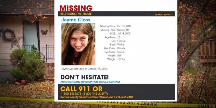 Jayme Closs missing: What authorities know so far