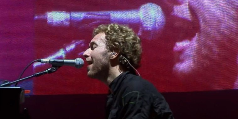 Coldplay documentary shot over 20 years due out this year