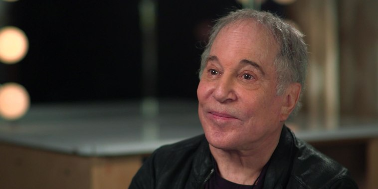 Paul Simon opens up about final tour and retiring