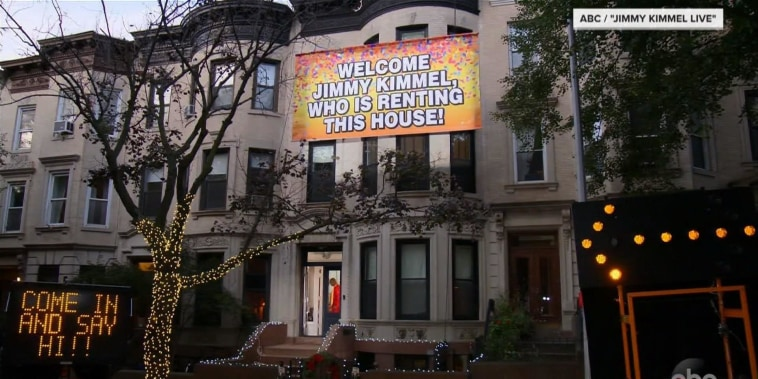 John Krasinski continues prank war with Jimmy Kimmel