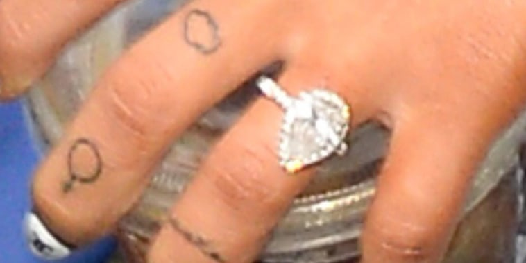 Who gets the ring after a broken engagement?