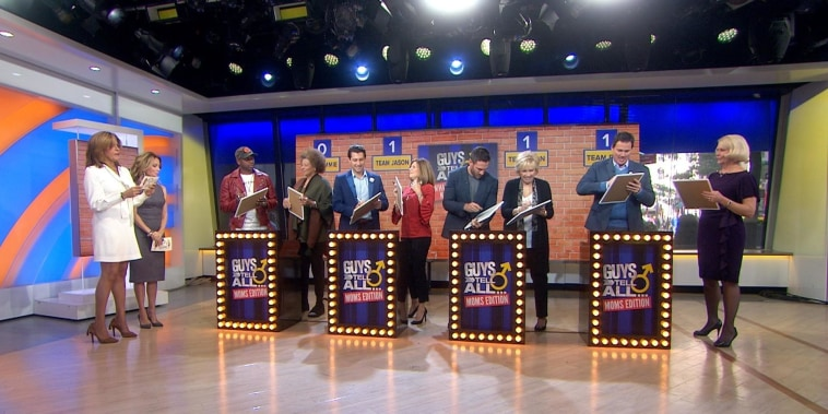 Moms know best? Guys Tell All panelists put it to the test