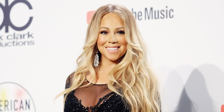 Mariah Carey announces new album, 'Caution'