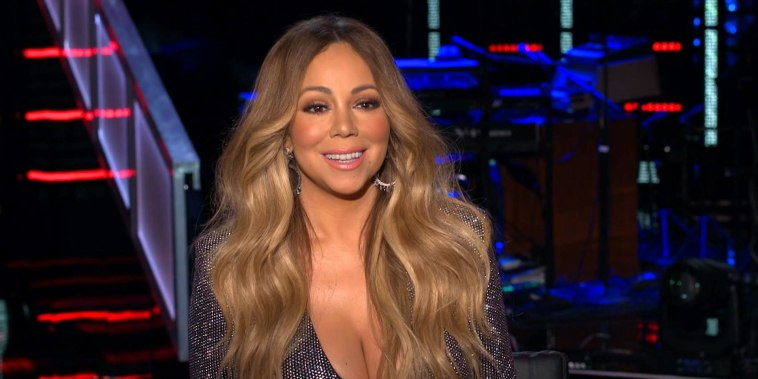 Mariah Carey to appear as mentor on 'The Voice'