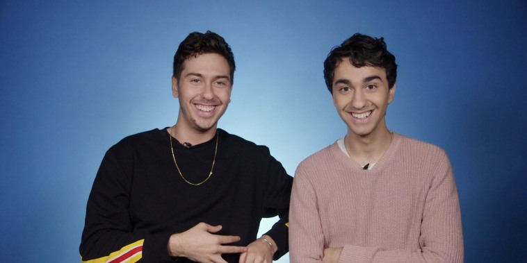 Have 'Stella's Last Weekend' Nat and Alex Wolff ever sparred over a girl?