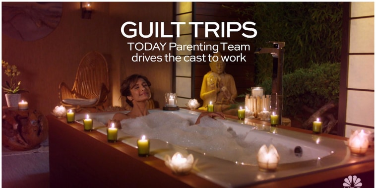 Guilt Trips: The TODAY Parenting Team carpools with the cast of 'I Feel Bad'