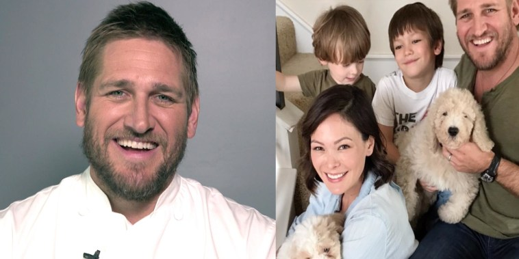 Why chef Curtis Stone's dogs get incredible scraps