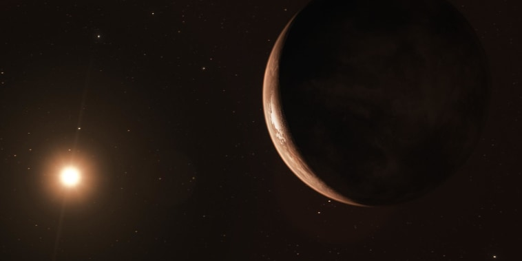 Super-Earth exoplanet discovered orbiting a star just 6 light-years from our sun