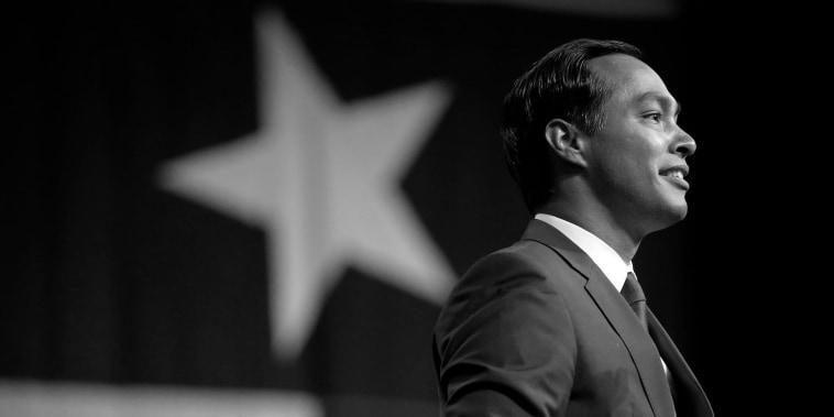 Julián Castro: Dems looking 'toward a new generation of leadership'