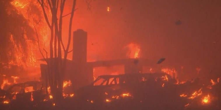 Deadly fires force more evacuations across California