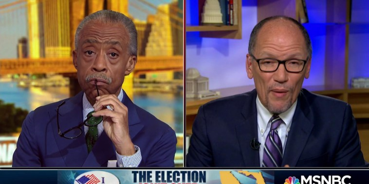 """Tom Perez: """"This is a constitutional crisis."""""""
