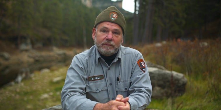 Second act of service: Vets find work and purpose in the National Park Service