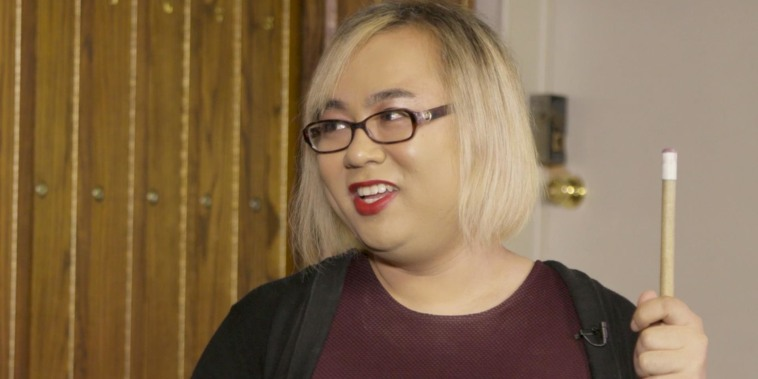 Why comedian Robin Tran says comedy saved her life