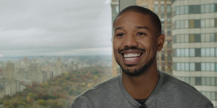 Actor Michael B. Jordan: 'It's my turn' in Hollywood