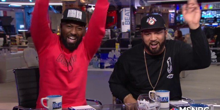 Desus & Mero call out Mueller smear and dish on their new show