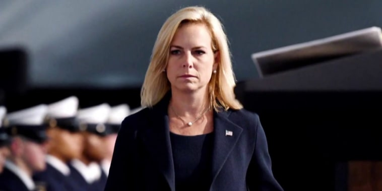 WaPo: Trump ready to oust Homeland Security boss Kirstjen Nielsen