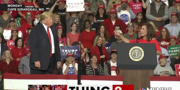 Trump TV stars stump for their boss