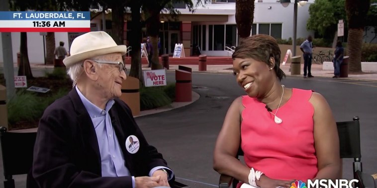 TV legend Norman Lear: Andrew Gillum is a giant talent in politics