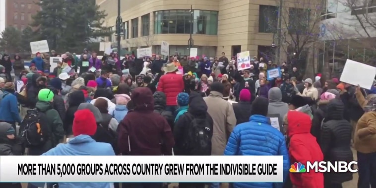 Change in political playing field prompts update to protest guide