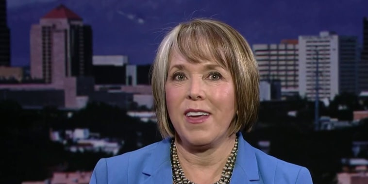 New Mexico's gov.-elect pushes back against a wall