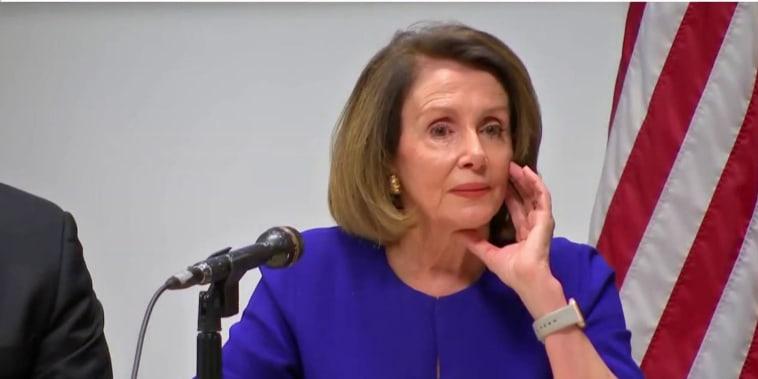 Wasserman Schultz: 'No better vote counter than Nancy Pelosi'