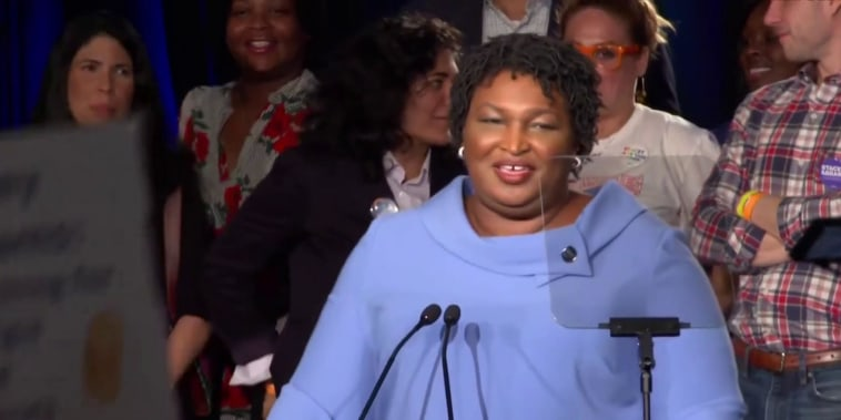 Abrams has 'tall hill to climb' in fight for Georgia election recount