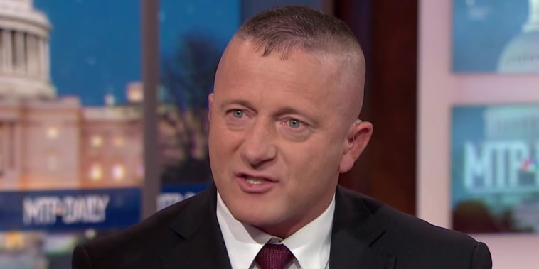 2020 candidate Richard Ojeda believes he can turn Trump voters back to the Democratic party