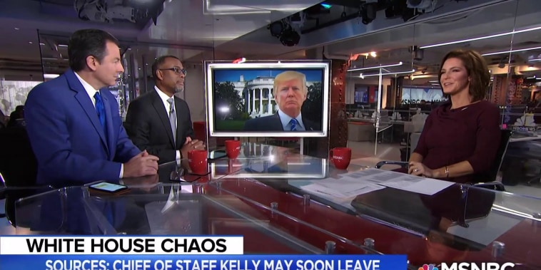 Eddie Glaude: President Trump is 'caught up in his feelings'