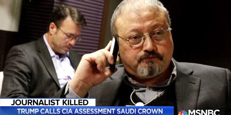 CIA concludes who killed Jamal Khashoggi, Trump casts doubt