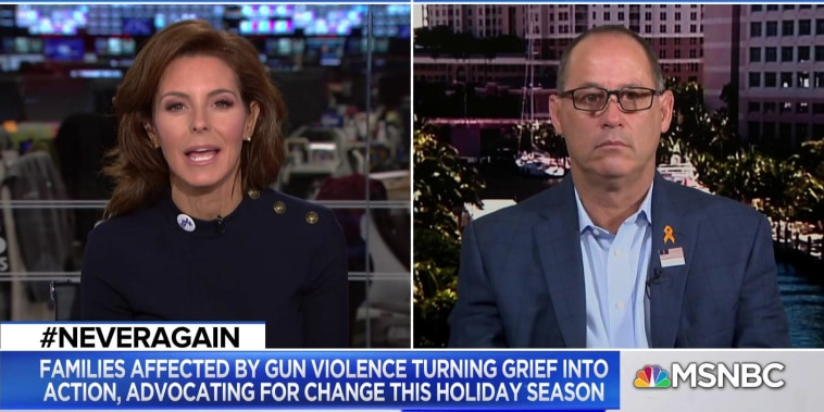 Parkland dad makes emotional demand for lawmakers to act on gun reform
