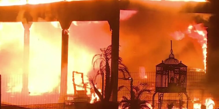 California wildfires and the environment