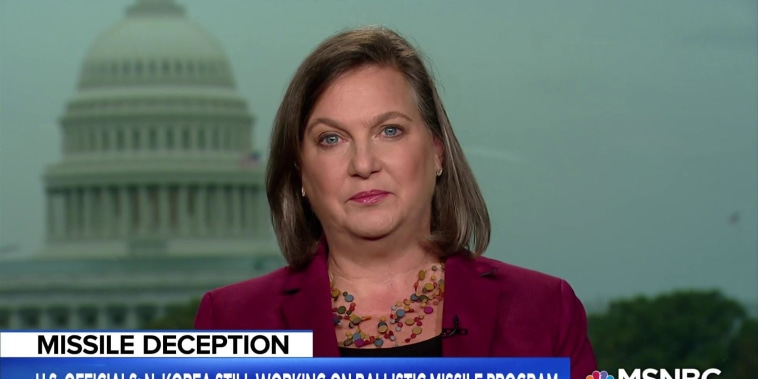Amb. Nuland on N. Korea: The U.S. 'needs to get back into real diplomacy'