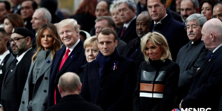 Trump's latest foray on the world stage draws outrage, rebuke