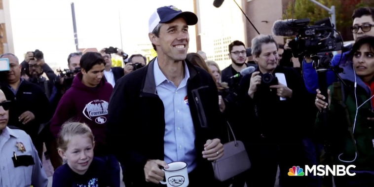 Never say never: Can Beto O'Rourke pull out a win in Texas?