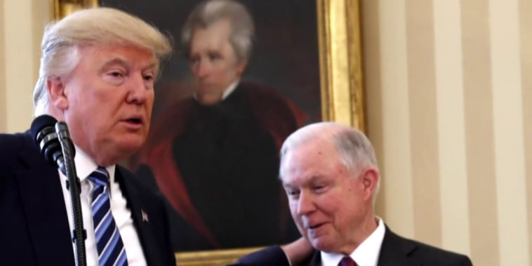 With Sessions out as Attorney General, what happens to Robert Mueller?