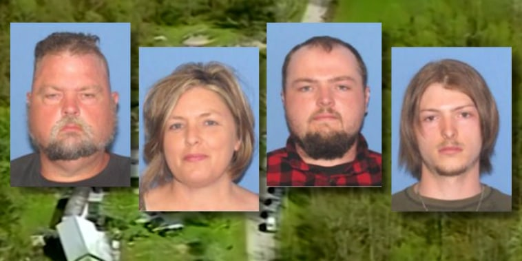 Ohio family charged with murder of another family on marijuana farm
