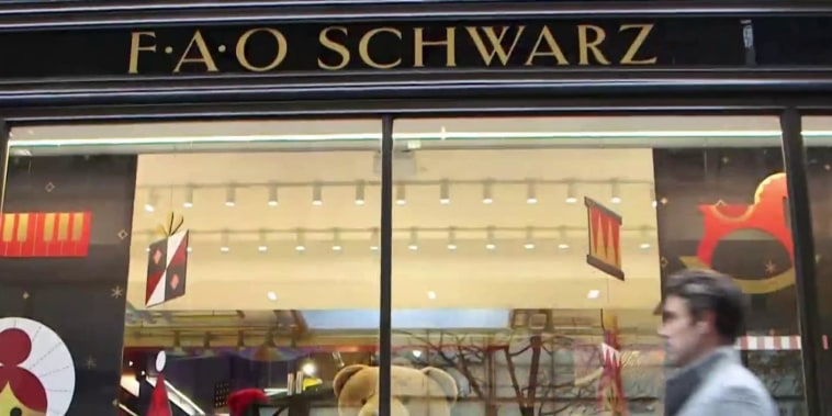 FAO Schwarz making Christmas comeback