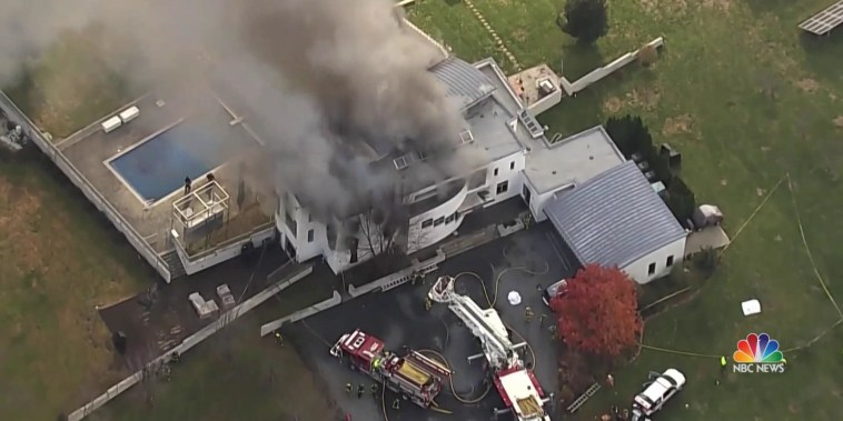 Four people dead in New Jersey fire mystery