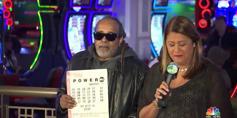 Lottery winner comes forward in New York
