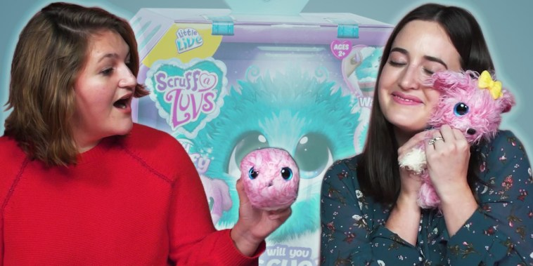 Scruff-A-Luvs: Adults Unbox one of 2018's Most Popular holiday toys