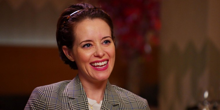 'The Crown' star Claire Foy on becoming 'The Girl in the Spider's Web'