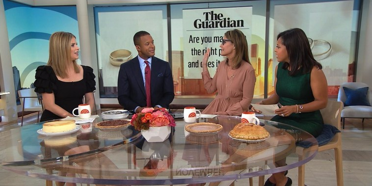 Should couples live together before marriage? TODAY anchors weigh in