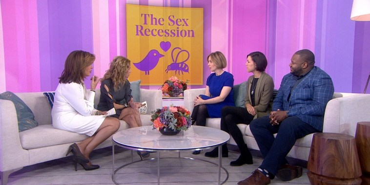Sex recession: Why young adults are having fewer intimate relationships