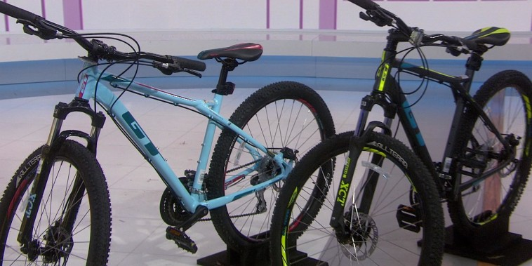 Give It Away: 5 TODAY viewers get GT mountain bikes!