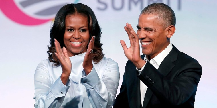 Michelle Obama on seeking couples counseling: 'We work on our marriage'