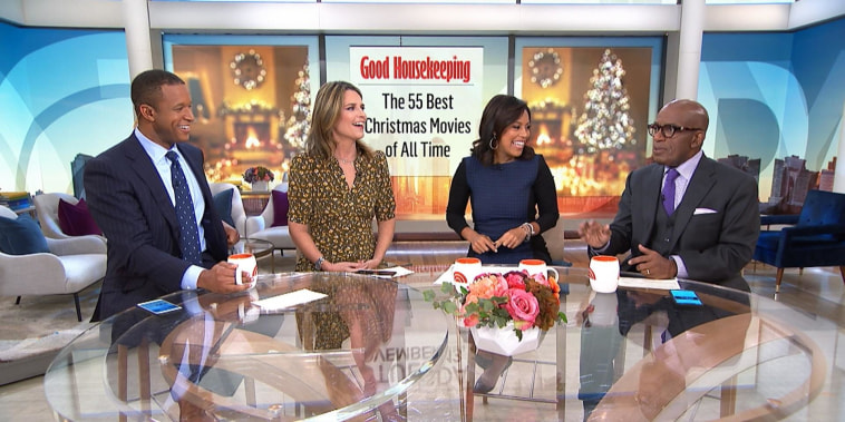Best Christmas movies of all time? TODAY anchors weigh in