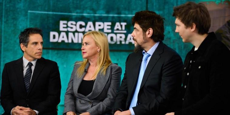 'Escape at Dannemora' cast on retelling dramatic true story for TV