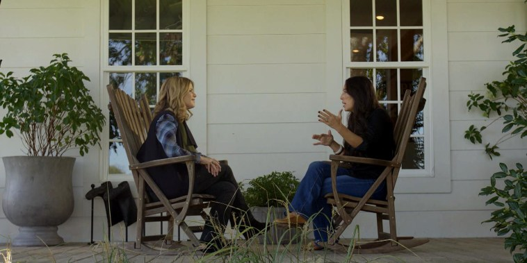 Joanna Gaines gives a look inside her family's farmhouse