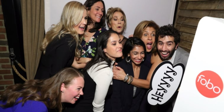 KLG and Hoda share pics from Favorite Things party